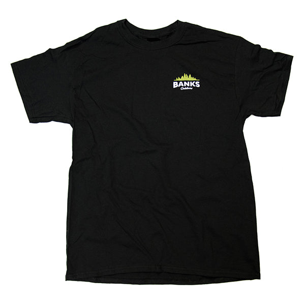 Banks Outdoors Logo T-Shirt