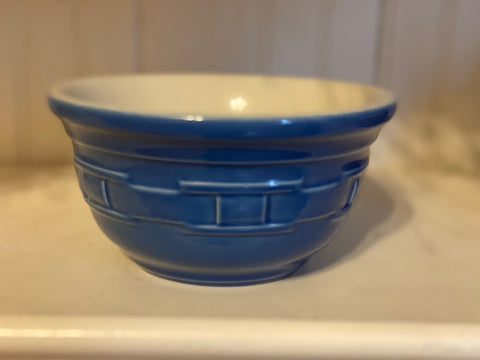 Longaberger Cornflower Bowl.  6""