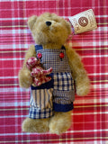 Boyds Bears - Jake Quiltbeary with Patches