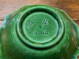 "Steubenville Pottery - Woodfield Bowl 6"" Tropical"
