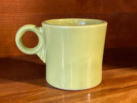 Fiesta - Vintage Chartreuse Tom and Jerry Mug 3""