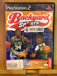 PS2 Backyard Sports 2007 NBA