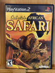 PS2 Cabela's African Safari