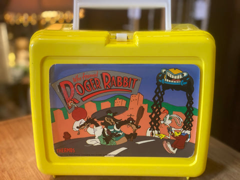 Who framed Roger Rabbit Lunchbox