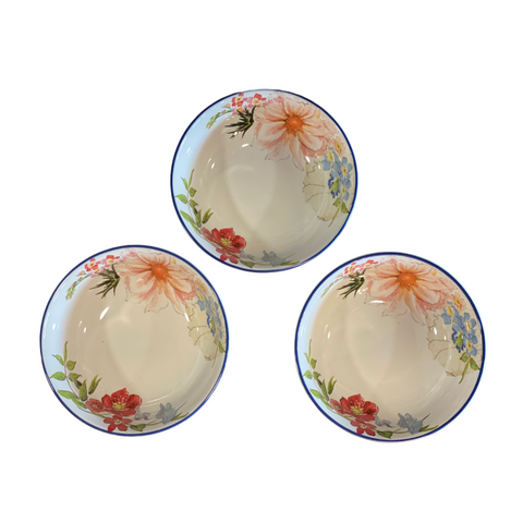 Pottery Barn Small Bowl Trio