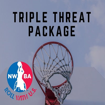 Women's Triple Threat Package - Roll With U.S.