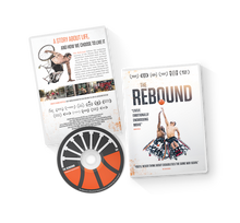 The Rebound Official DVD / Blu-Ray