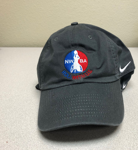 Official NWBA Nike One Fit Hat