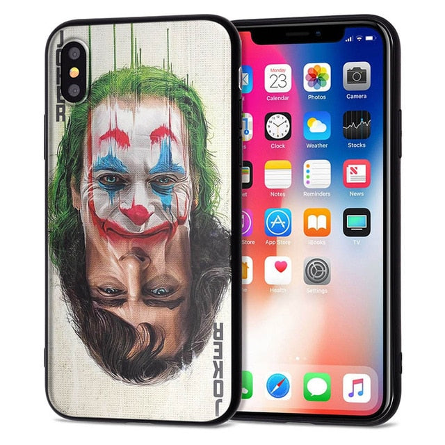 Coque JOKER IPhone