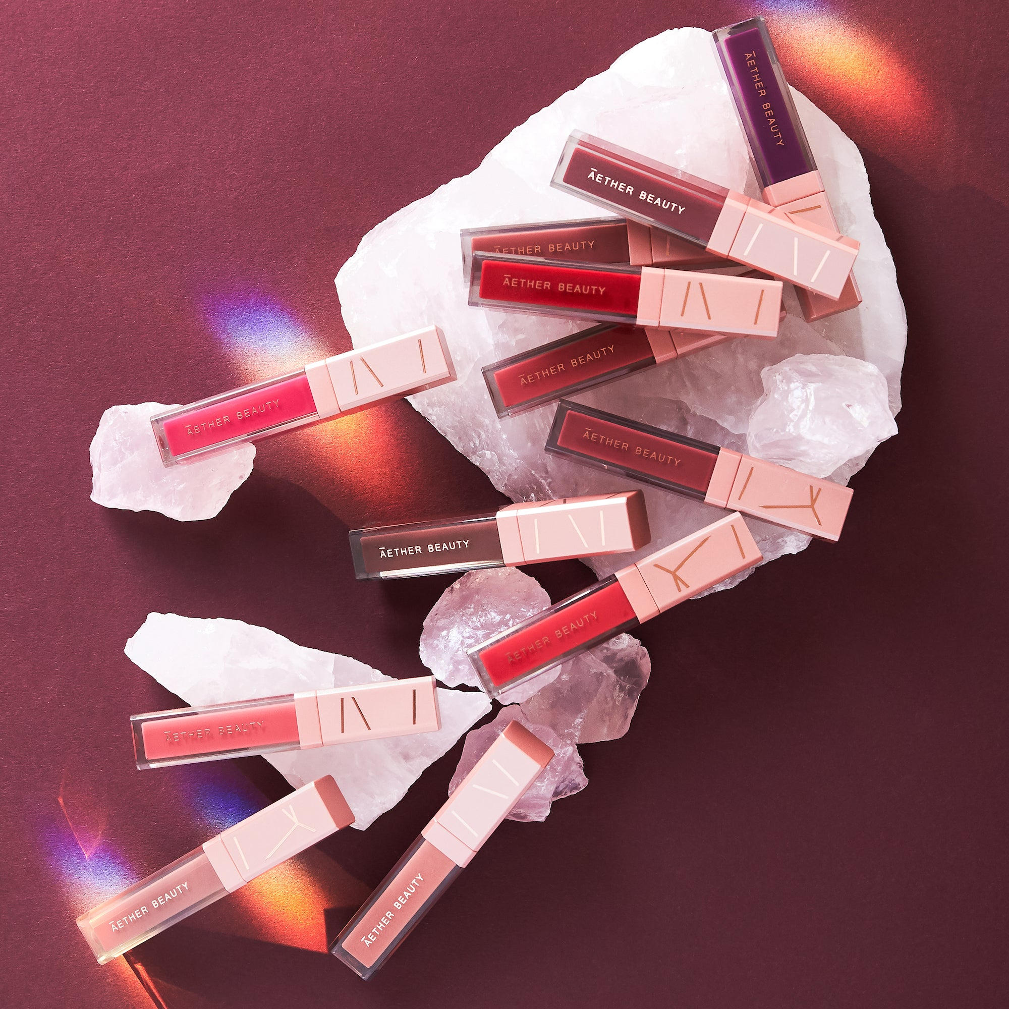 RADIANT RUBY LIP CRÈME: YOUR LIPS' NEW LASTING LOVE