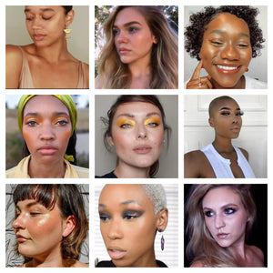 OUR FAVORITE YELLOW DIAMOND HIGHLIGHTER LOOKS