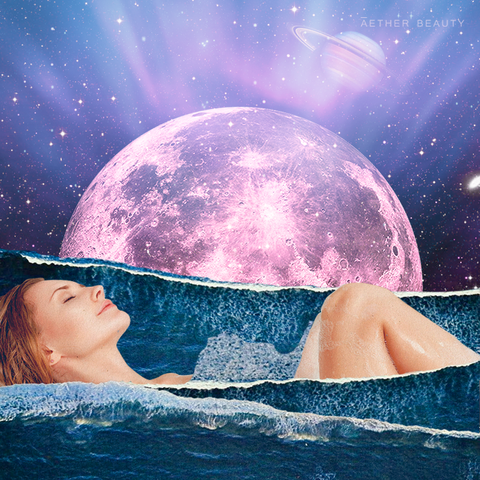 swimming-under-the-moon