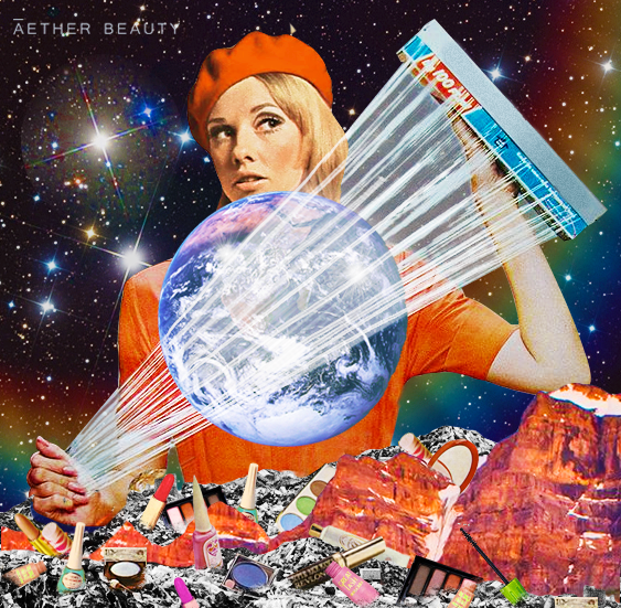 plastic-collage