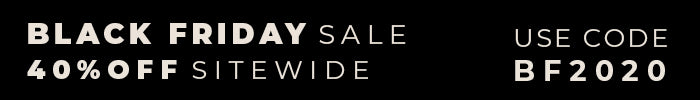 Shop KDB Black Friday 40% Off Sitewide Sale