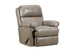 Lane pad over chaise recliner and rocker recliner