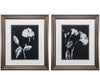 Floral Whisper Framed Art