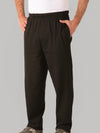 Men's Elastic Waist Knit Pants