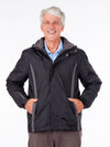 3-in-1 Winter jacket with fleece lining and waterproof shell