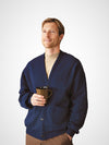 Men's fleece Cardigan