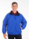 fleece lined wind resistant jacket
