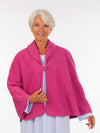 bed jacket, shawl coverup cardigan