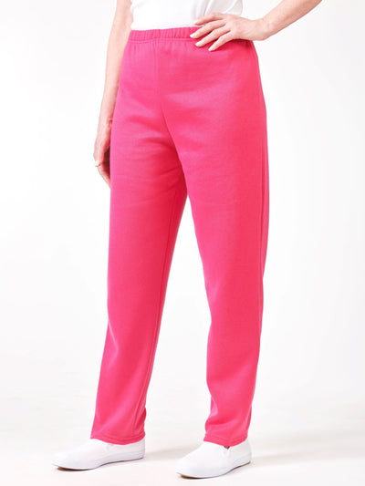 women's elastic waist sweatpants