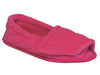 non skid open toe velcro slipper