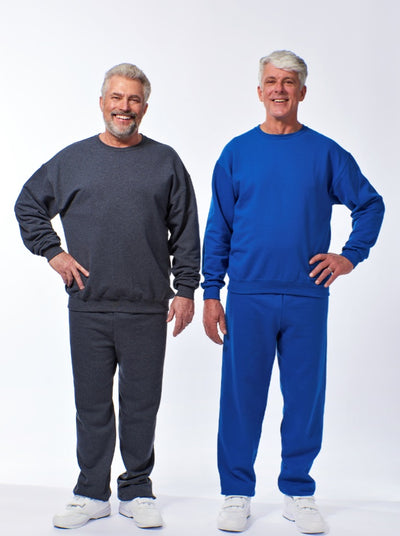 Men's Fleece Outfits, Basic Men's Sweatsuits