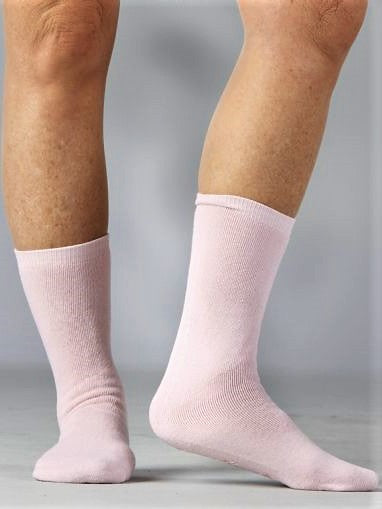 women's non-skid socks