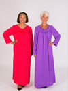 full length women's nightgown