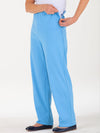Women's Elastic Waist Adaptive Side-Zip Knit Pants