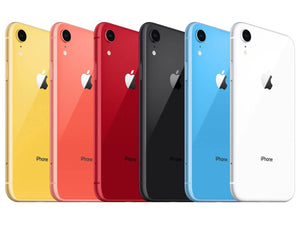 iPhone XR phones