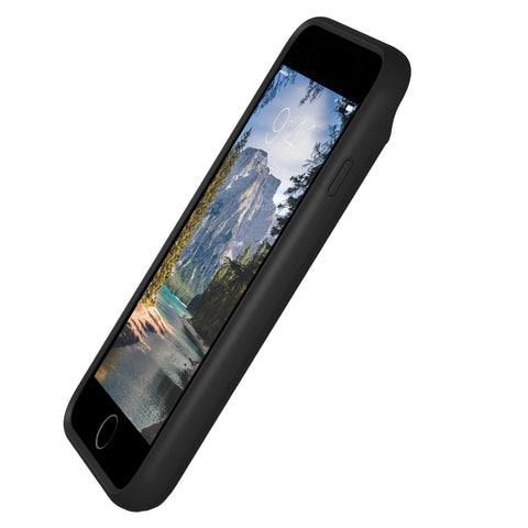 iPhone 6 battery case side view
