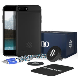 iPhone 8 Plus Battery Charging Case Car Kit Collection