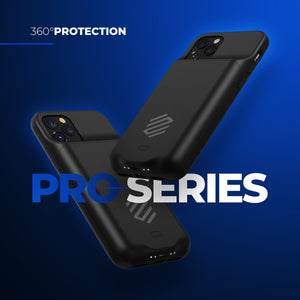 Pro Series Wireless iPhone Battery Case