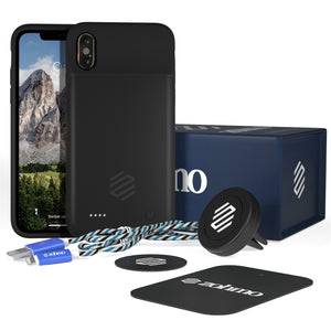 iPhone x Battery Charging Case Car Kit Collection