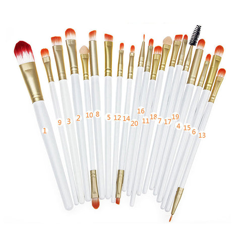 The Professional Brush Set