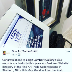 Finalist - Art Website of the Year