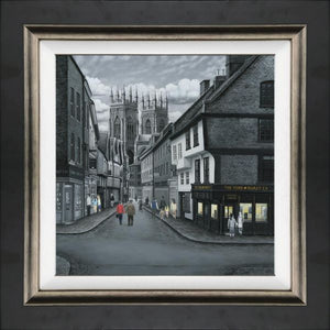 Meandering to the Minster by Leigh Lambert