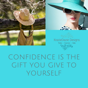 Confidence is the Gift You Give to Yourself