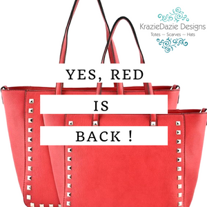 Yes, Red is Back!