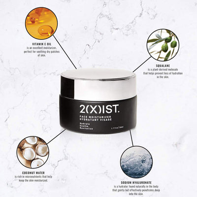 Men's Face Moisturizer