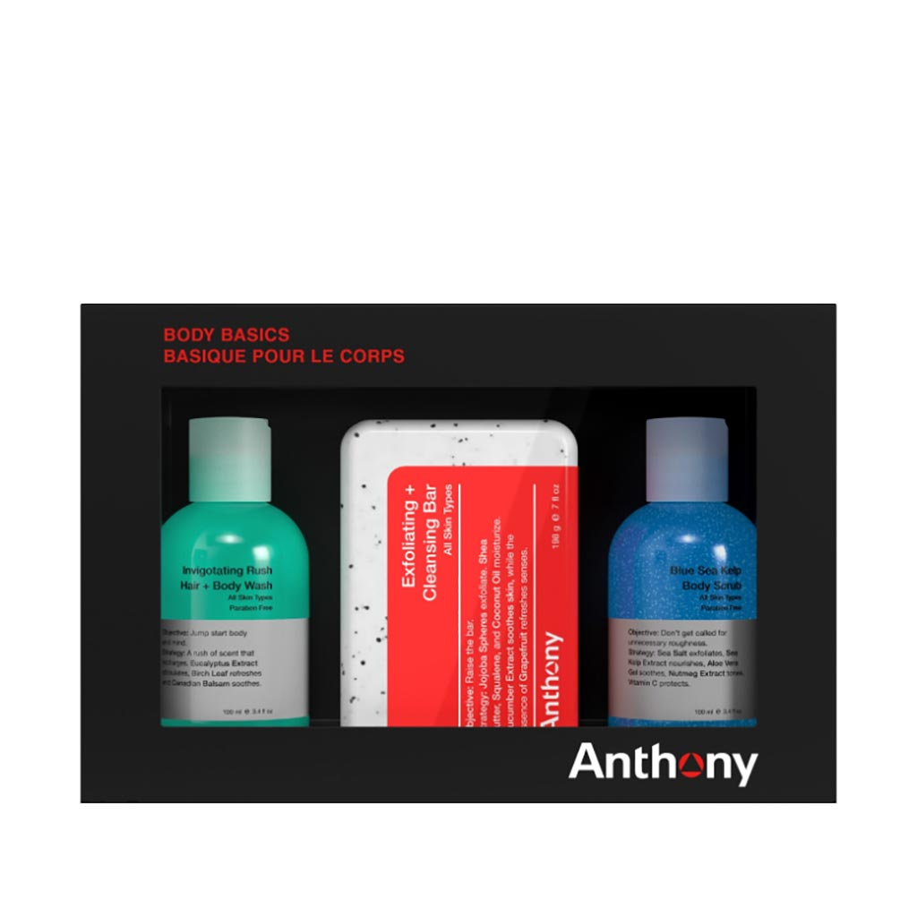 Anthony Body Basics Kit