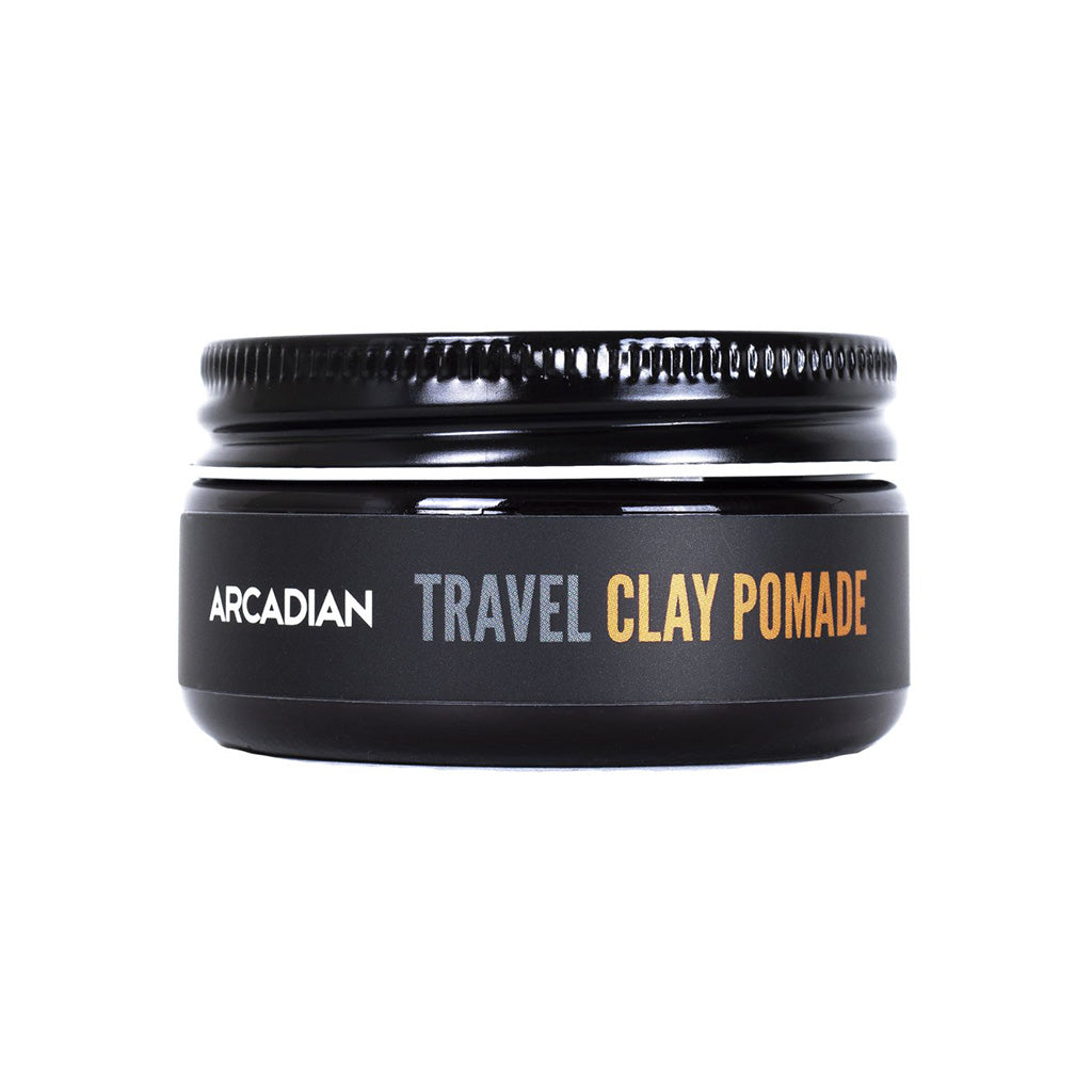 Arcadian Travel  Hair Styling Clay Pomade