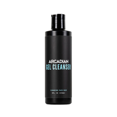 Arcadian Gel Cleanser 8 oz Facial Cleanser