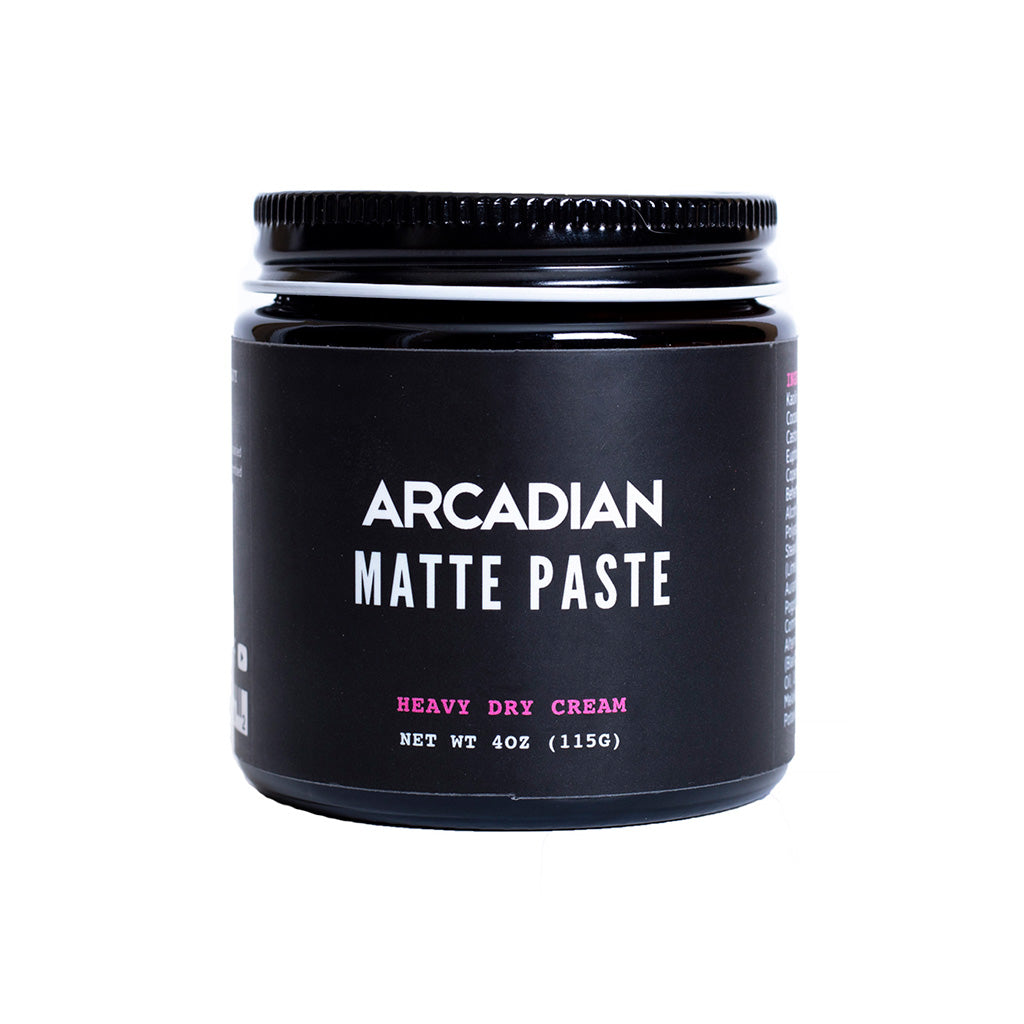 Arcadian Matte Paste Hair Styling Paste