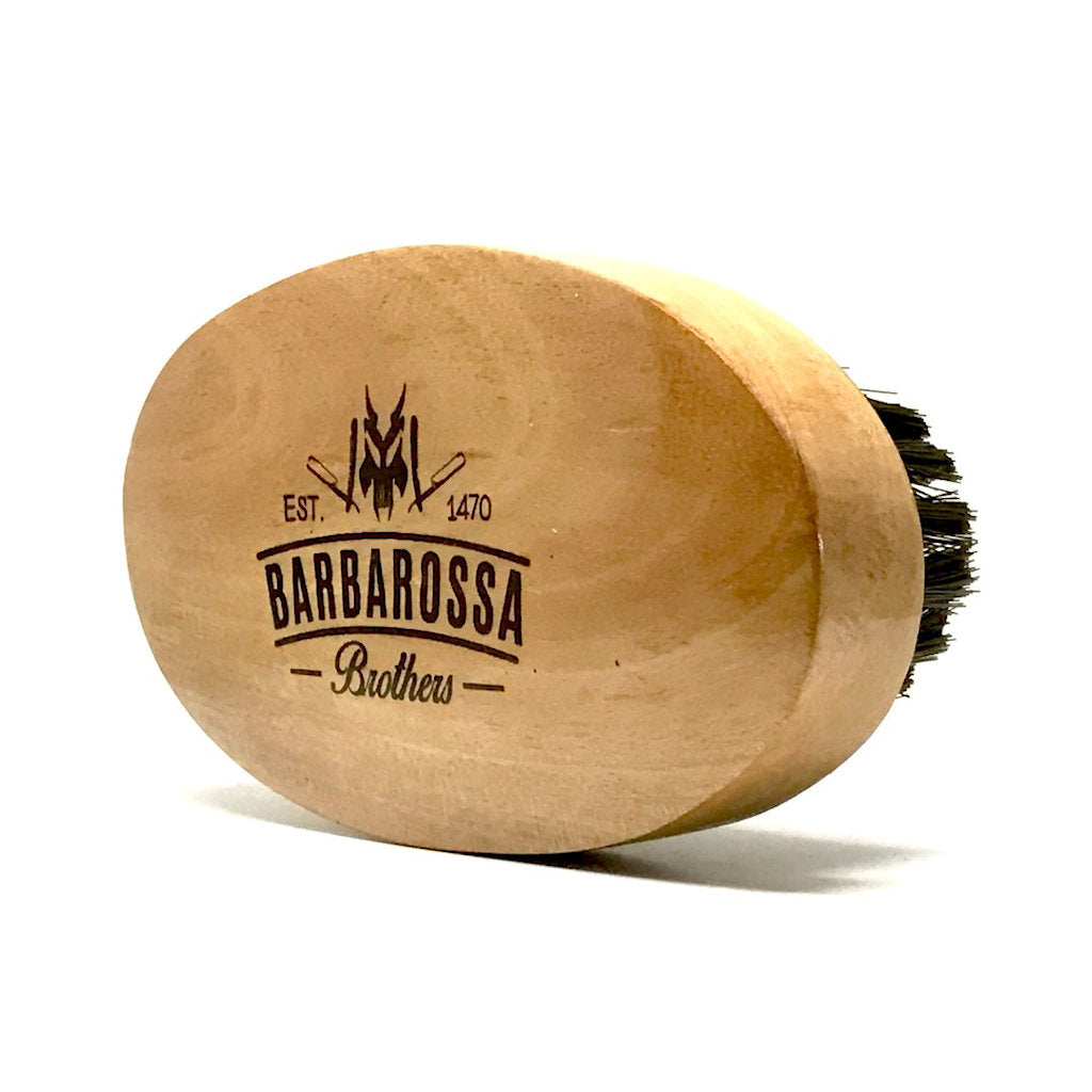 Barbarossa Brothers Bristle Beard Brush