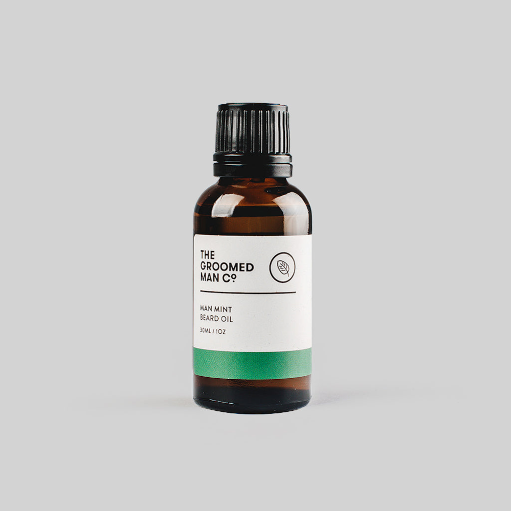 Man Mint Beard Oil