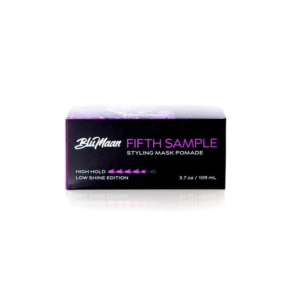 Blumaan Fifth Sample Styling Mask Pomade Box