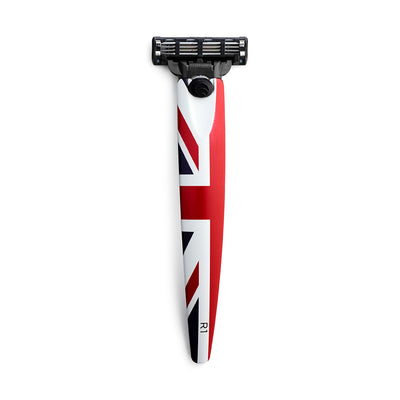 Bolin Webb R1 Mach3 Razor Jack Top Luxury Razor